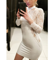 Herve leger long sleeve