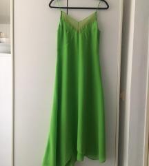 Haljina svilena