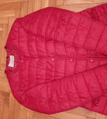 Prolećna roze jaknica