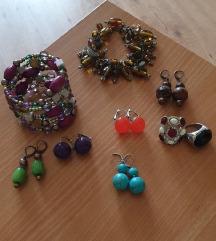 2 ogrlice+2 narukvice+2 prstena+7 mindjusa