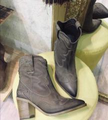 Čizme od prirodne kože