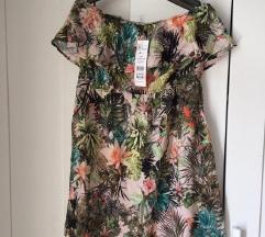 Letnja haljina (nova)% %SNIZENO 1150