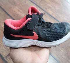 Nike crne patikice