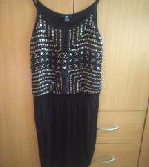 H&M haljinica sa nitnama s/m. 20% na cenu