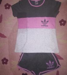 Adidas sorc i majica komplet