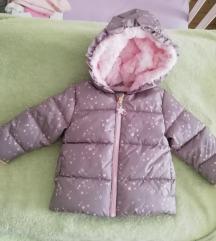 Decija jakna baby girl