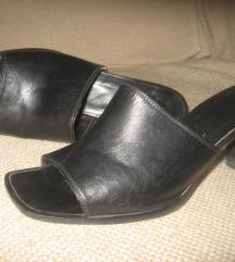 Italijanske papuče - prirodna koža