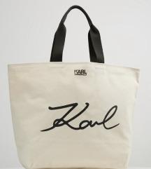Karl Lagerfeld shopping bag