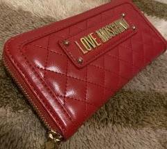 Moschino original novčanik