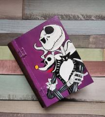 Jack Skellington kutija u obliku knjige