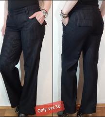 Only,elegantne, poslovne pantalone