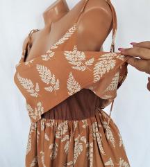 EMMA & ELLA ★ camel haljina NOVO ETIKETA