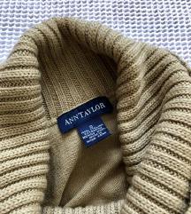 Ann Taylor extrafine merino wool