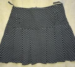 Suknja na falte XS