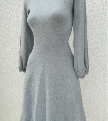 Siva haljina Zara
