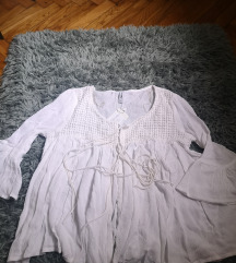 NOVA bela bluza