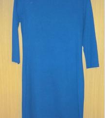 New@Blue kratka večernja haljina