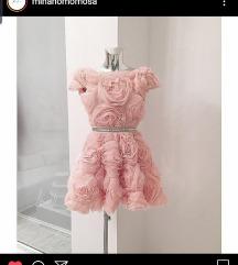 Mihano Momosa alike haljina