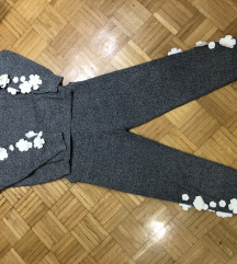 Knit komplet ( trikotaza) nov