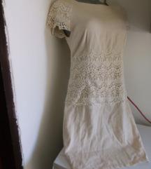 Indicom krem haljina M