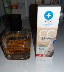 Set ( parfem i bb krema )