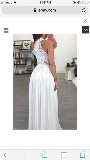 Duga haljina NOVO sada 800