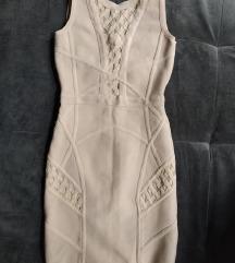 Herve krem haljina