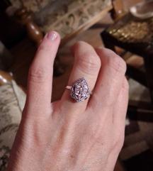Srebro prsten 925