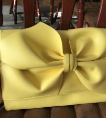 Žuta pismo tašna