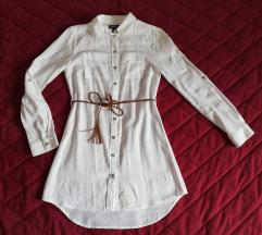 Primak bela tunika košulja