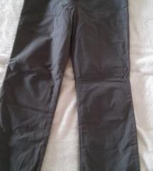 Sive ski termo pantalone