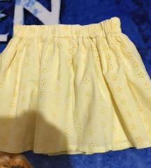 Sweet millie suknja,vel.4 god.može za 5-6