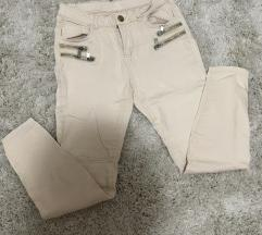 Bež pantalone