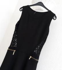 Nova crna elegantna haljina