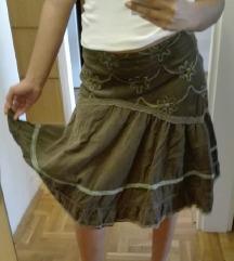 Modus kvalitetna suknja