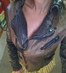 Tigha kozna jakna