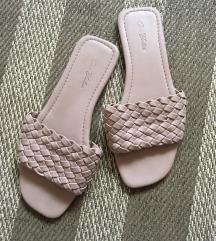 Prelepe, puder roze papuče