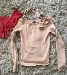 H&M ❤️ nude trikotaza S vel  lepa jako