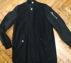 H&M bomber duža jakna