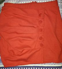 suknja crvena