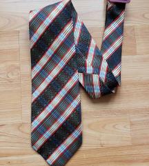 Basis Mender svilena kravata, ETIKETA, GRATIS PTT