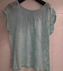 OVS prozirna tirkiz majica