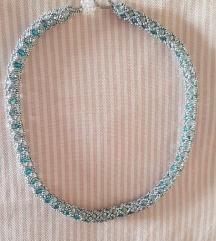 Unikatni nakit, ogrlica ručne izrade