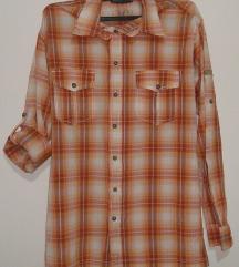 Karirana muška košulja M (39/40)