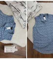 H&M * 36 * dezenirana bluza NOVO