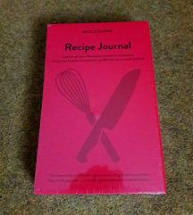 NOVO Moleskine Kuvar - Knjiga za unos recepta