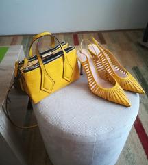 NOVO!!! Zara sandale I torbica
