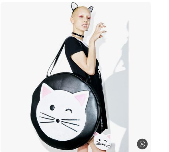 Current mood oversized bag