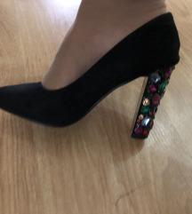 Crne prelepe cipele