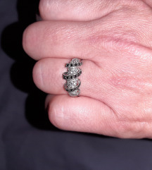 SNIZENO! Srebrni prsten